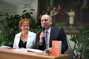 Lucyna ir Krzysztof Wysoccy, Equipes Notre Dame Lenkijos superregiono atsakingosios poros pasidalinimas. Lietuvos DMK susitikimas Šiluvoje 2016